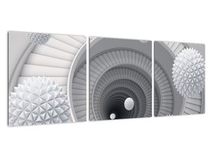 3D apstraktna slika (V020975V9030)