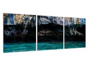 A víz és a sziklák képe (V021152V9030)
