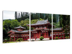 Obraz - Budhistický kláštor (V021325V9030)