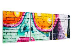 Obraz - Graffiti (V021554V9030)
