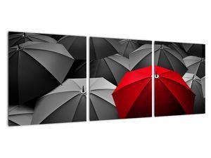 Obraz otevřených deštníků (V021940V9030)