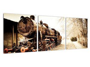 Obraz - Historická lokomotiva (V021959V9030)