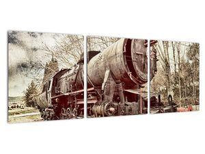 Povijesna slika lokomotive (V021965V9030)
