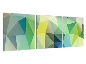 Obraz geometrické abstrakce (V021970V9030)