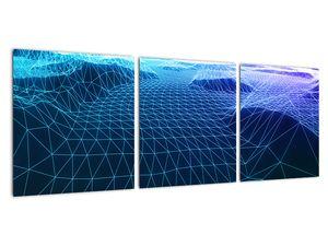 Slika - Planine u računalnom modelu (V022019V9030)