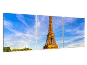 Obraz - Eiffelova věž (V022035V9030)
