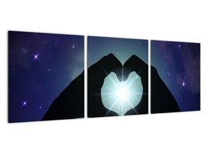 Obraz - Symbolická láska (V022119V9030)