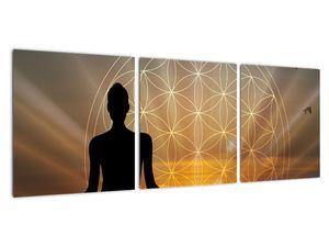 Obraz meditace (V022136V9030)