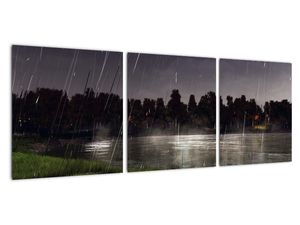 Obraz - Deštivý večer (V022275V9030)