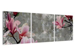 Obraz s květy (V022313V9030)