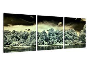 A víz felszínének képe (V022315V9030)