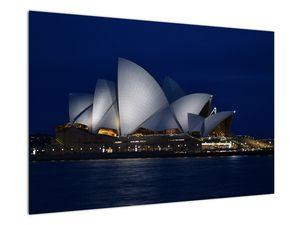 Tablou Sydney nocturn (V020022V9060)