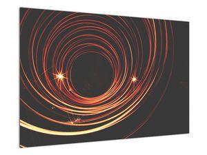 Obraz abstraktních linek (V020030V9060)
