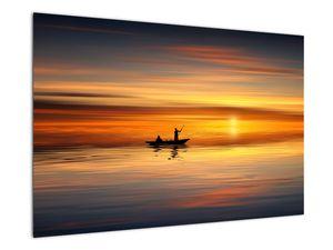 Tablou - cu barca  (V020168V9060)
