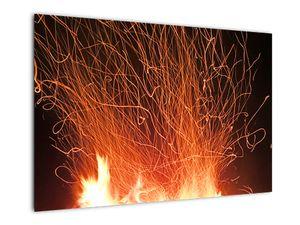 Tablou cu focul (V020437V9060)