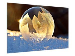 Kép - fagyott buborékok (V020519V9060)