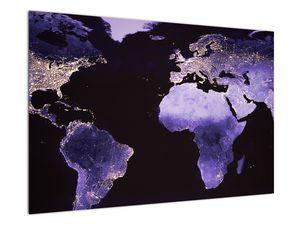 Tablou Pământului din Cosmos (V020649V9060)
