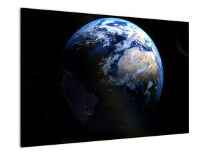 Föld és a Hold képe (V020671V9060)