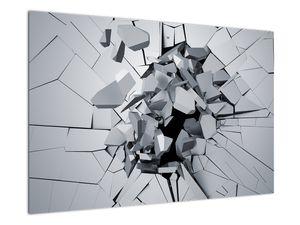 Obraz abstrakce 3D (V020700V9060)