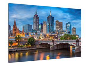 Obraz města Melbourne (V020715V9060)