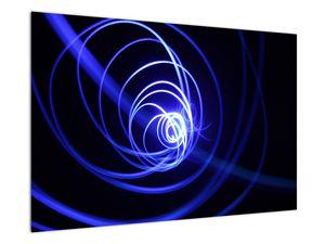 Kék spirálok képe (V020815V9060)