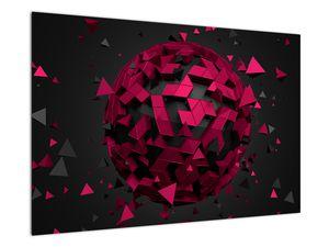 Obraz 3D abstrakce (V020866V9060)