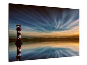 Világítótorony képe (V020892V9060)