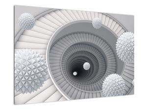 3D apstraktna slika (V020975V9060)