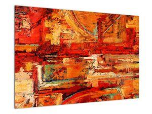 A falfestmény képe (V021108V9060)