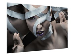 Slika žene s vrpcom (V021278V9060)