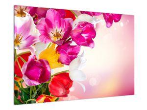 Obraz tulipánov (V021295V9060)