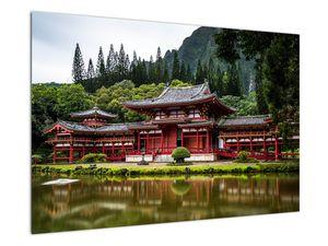 Obraz - Budhistický kláštor (V021325V9060)