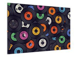 Kép - Zenei gramofonlemezek (V021962V9060)