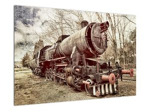 Povijesna slika lokomotive (V021965V9060)