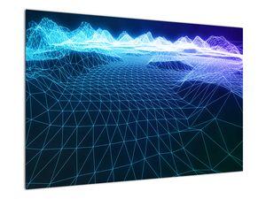 Slika - Planine u računalnom modelu (V022019V9060)