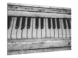 Egy régi zongora képe (V022562V9060)