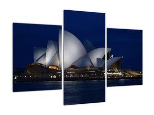 Tablou Sydney nocturn (V020022V90603PCS)