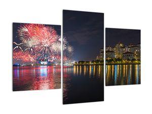 Tablou cu artificii in Singapur (V020035V90603PCS)