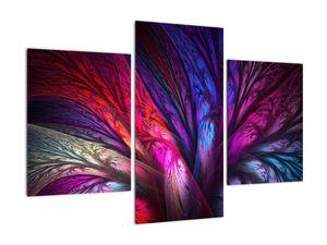 Tablou abstract cu copacul (V020125V90603PCS)