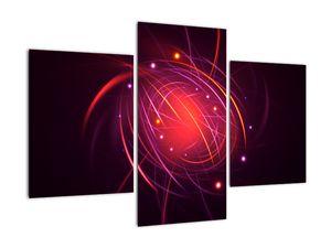 Moderní obraz abstrakce (V020136V90603PCS)