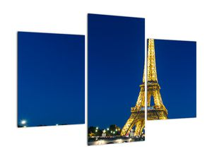 Obraz Eiffelovej veže (V020155V90603PCS)