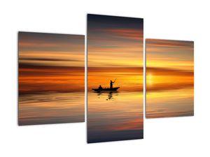 Tablou - cu barca  (V020168V90603PCS)