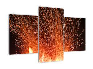 Tablou cu focul (V020437V90603PCS)