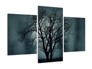 Obraz stromu v zatmění (V020675V90603PCS)