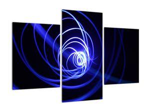 Kék spirálok képe (V020815V90603PCS)
