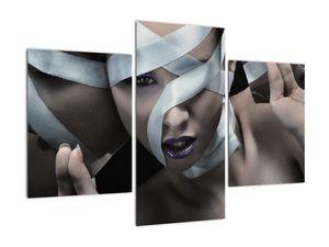 Slika žene s vrpcom (V021278V90603PCS)
