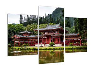 Obraz - Budhistický kláštor (V021325V90603PCS)