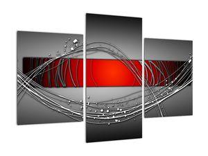 Abstraktionsbild (V022070V90603PCS)