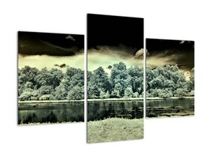 A víz felszínének képe (V022315V90603PCS)