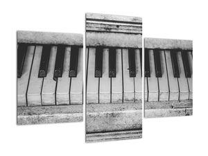 Egy régi zongora képe (V022562V90603PCS)